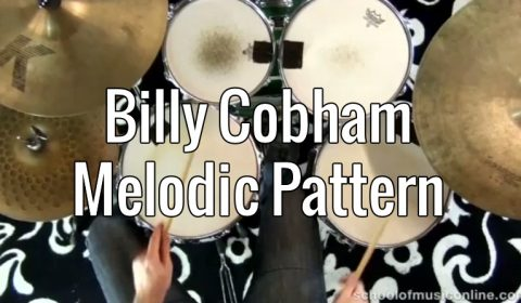 Billy Cobham Melodic Pattern