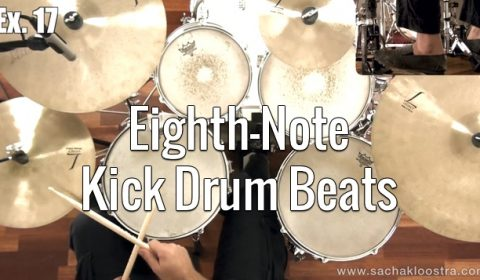 Eighth-Note Kick Drum Beats