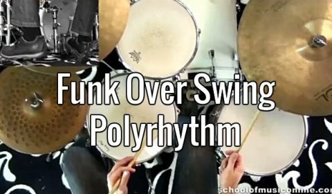 Funk Over Swing Polyrhythm