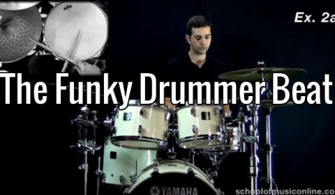 Funky Drummer Beat