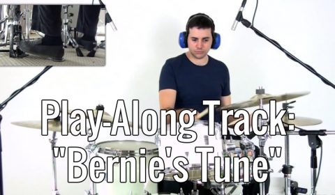 Play-along – Bernies Tune