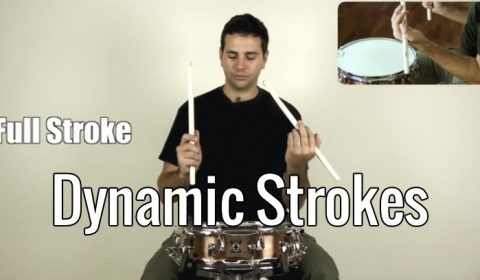 Stick Technique – Dynamic Strokes
