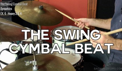 The Swing Cymbal Beat