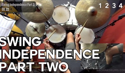 Swing Independence Part 2