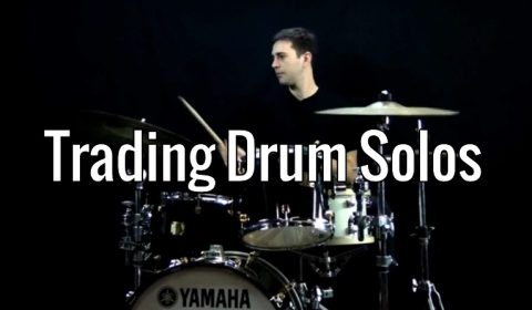 Trading Drum Solos