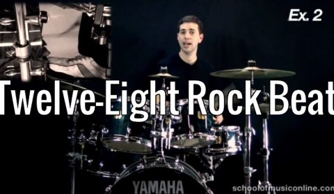 Twelve Eight Rock Beat