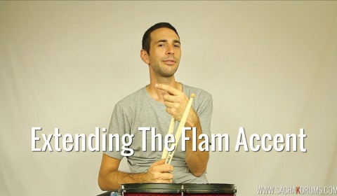 Extending The Flam Accent