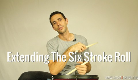 Extending The Six Stroke Roll