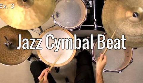 Jazz Cymbal Beat