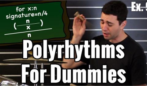 Polyrhythms For Dummies
