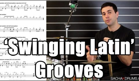 Swinging Latin Grooves